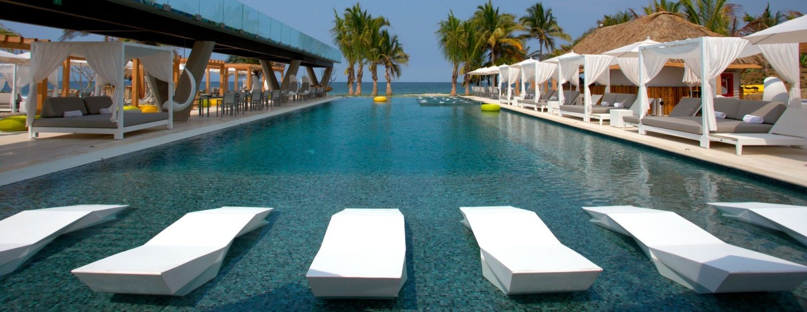 WET Deck & Pool - W Punta de Mita